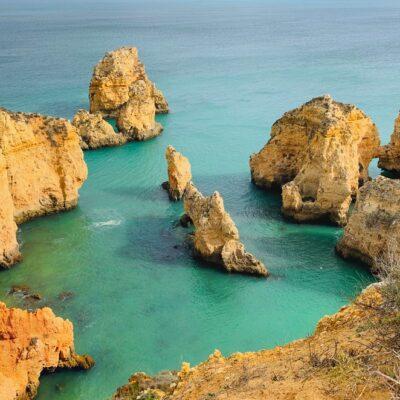 Ponta da Piedade: het allermooiste plekje van de Algarve