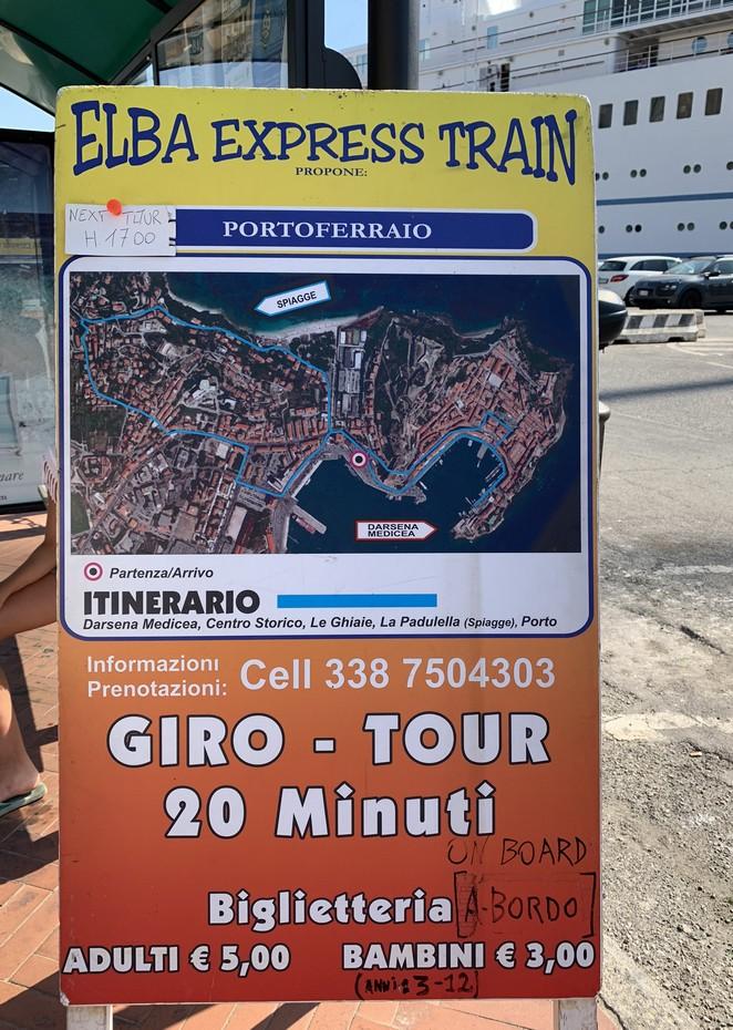 elba-express-train