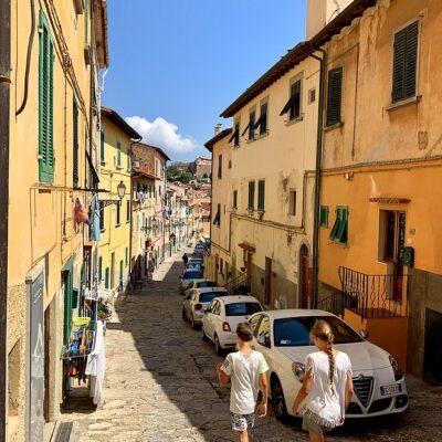Wat te doen in Portoferraio: tips, musea en bezienswaardigheden in Portoferraio (Elba)