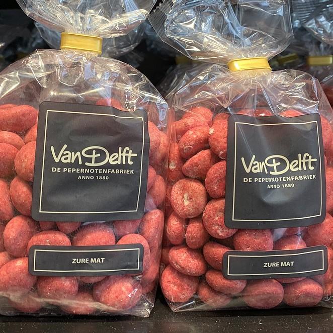 Pepernotenwinkels en pepernoten pop up stores met de lekkerste kruidnoten