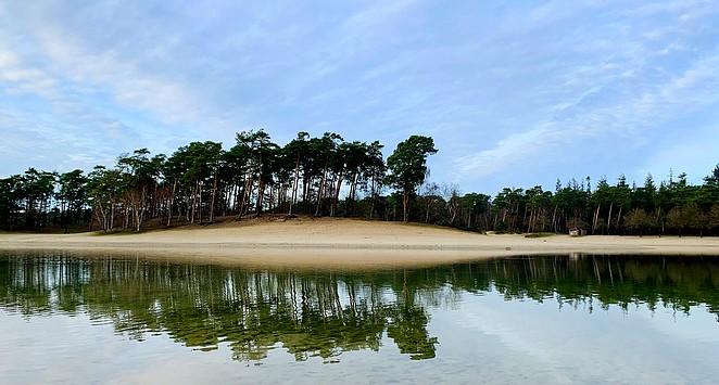 henschotermeer-eiland