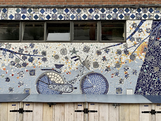 mozaiek-delft-fiets