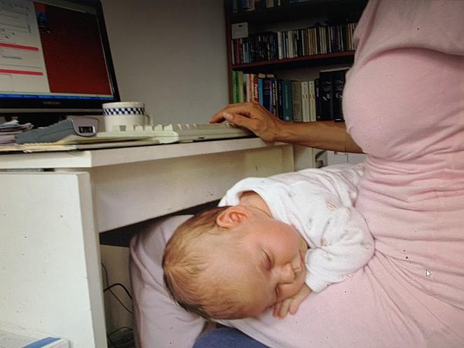 thuiswerken-met-baby
