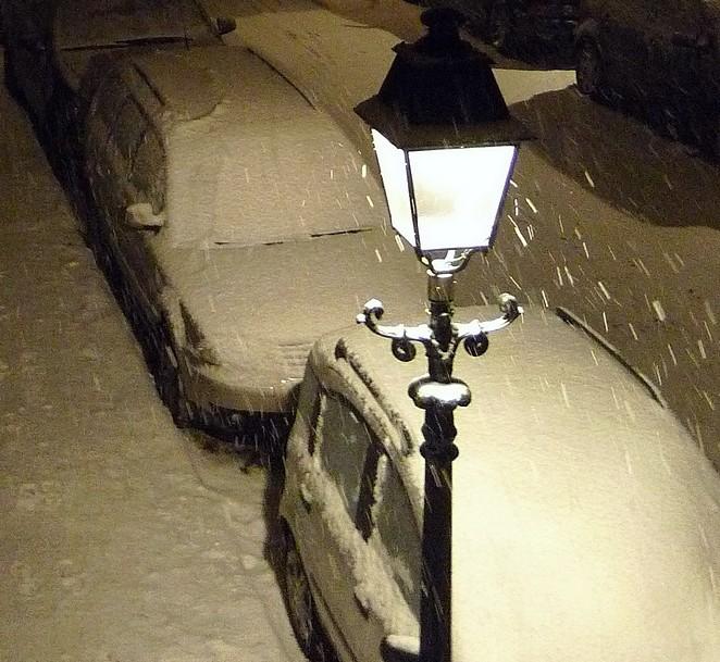 het-sneeuwt