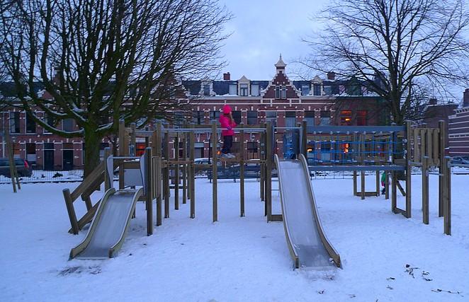 koningsplein-sneeuw
