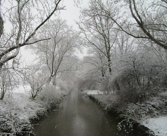 sneeuw-delft