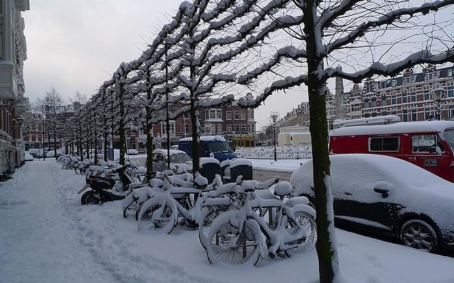 sneeuw-den-haag