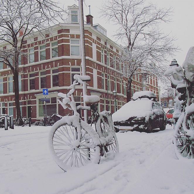 sneeuw-in-den-haag