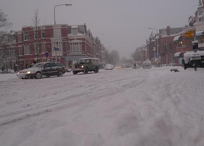 sneeuw-in-nederland-den haag