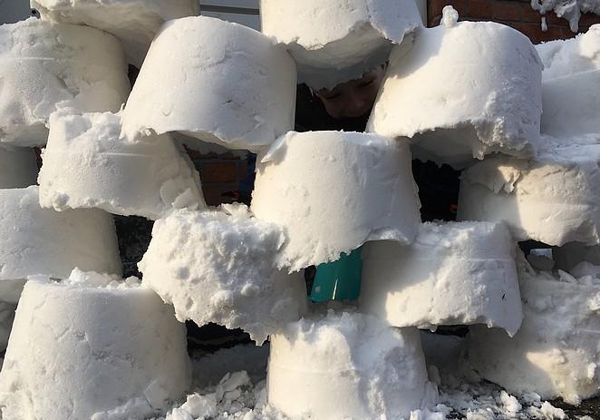 spelen-sneeuw