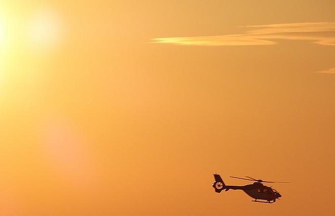 helikopter-scheveningen