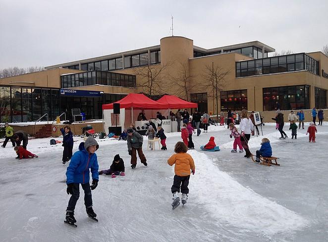 schaatsen-museon-oude-foto