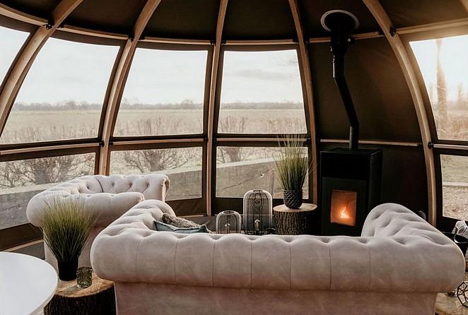 slapen-in-een-dome