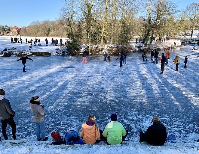 westbroekpark-schaatsen