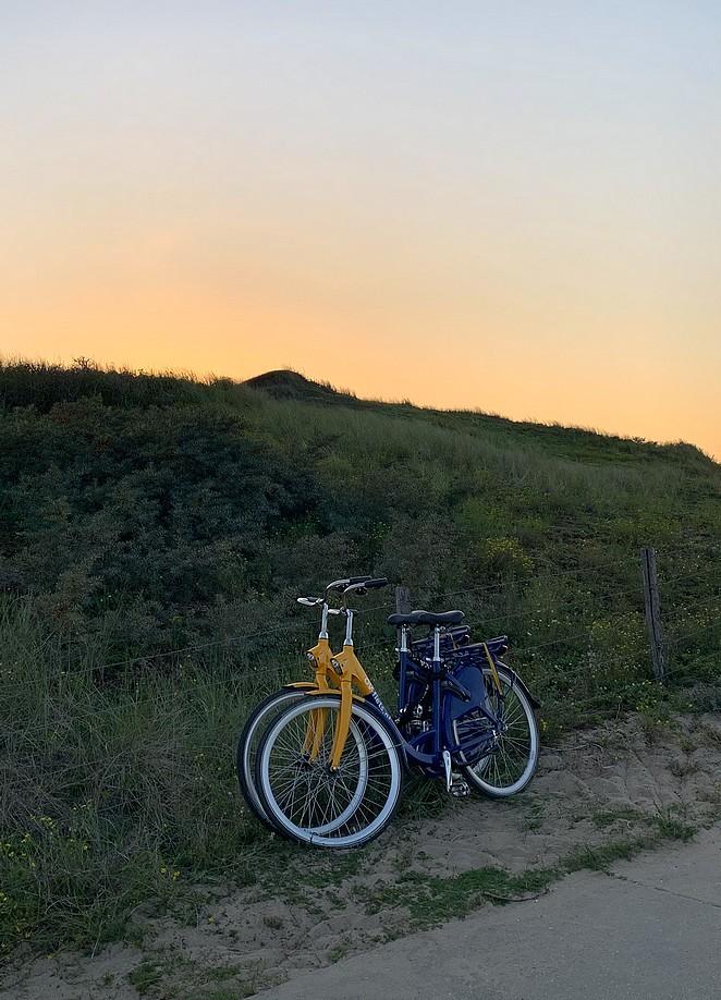 fiets-huren-nationaal-park-hollandse-duinen