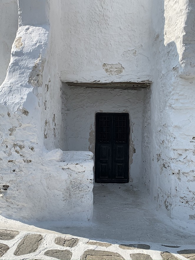 paraportiani-kerkje-gesloten