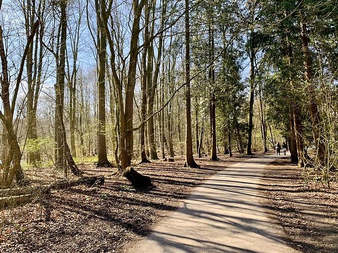 route-bloesempark