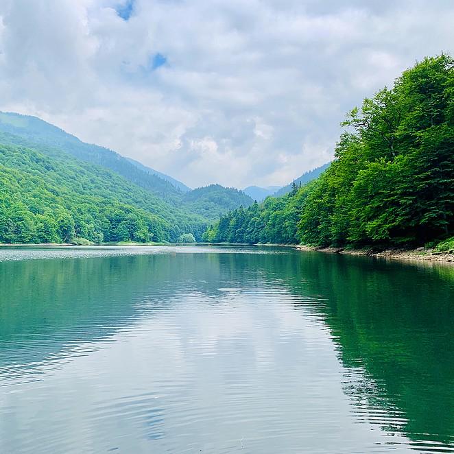 Biogradsko Jezero (Lake Biograd): het mooie Biogradsko meer in Montenegro