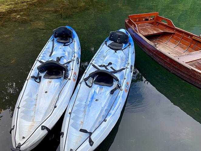 lake-biograd-kayak
