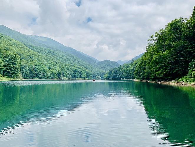 lake-biograd-meer