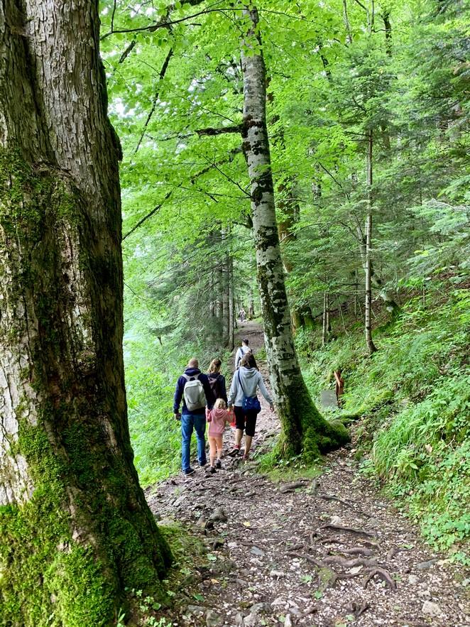 wandeling-biogradsko-meer-kinderen