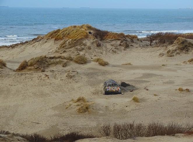 bunkers-kijkduin