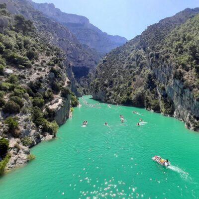 25x mooie natuur in Zuid-Frankrijk: mooiste natuurgebieden, verrassende regio's, gave gorges en bijzonder landschap in Frankrijk