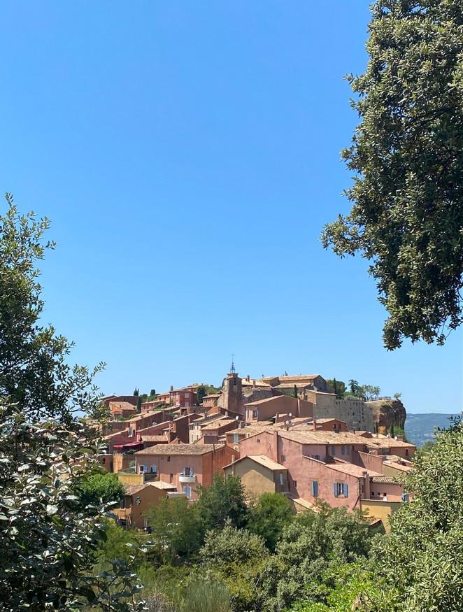 roussillon-dorp