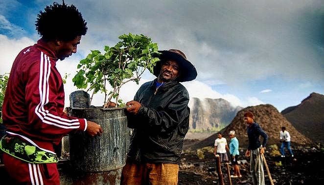 Fogo-vulkaan-experience