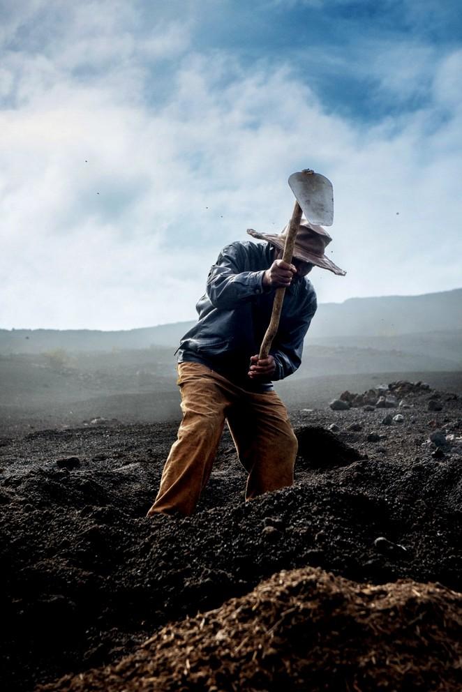 Fogo-vulkaan